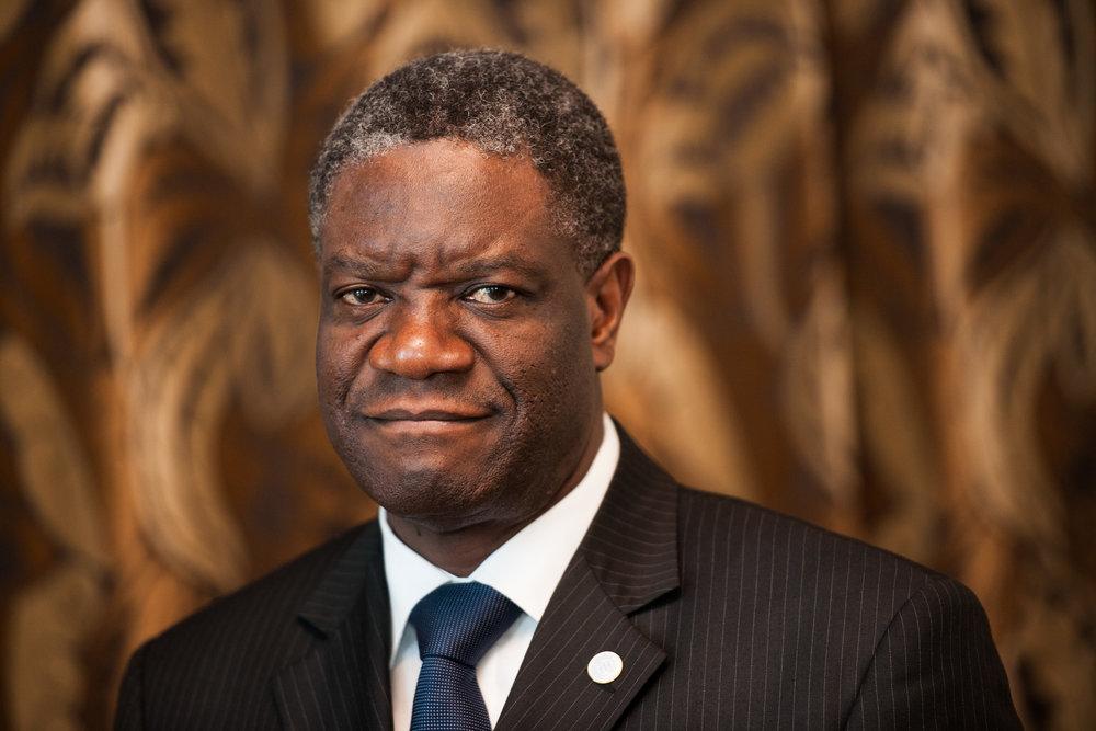 Bilderesultat for Denis Mukwege